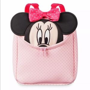 Disney Pink Minnie Mouse Swim Backpack